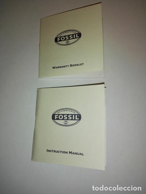 Relojes - Fossil: Reloj FOSSIL TWIST ARKITEKT ME-1000 110703 - Foto 5 - 68248489