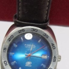 Montres - Fossil: RELOJ FOSSIL BLUE DE CUARZO. Lote 110556371