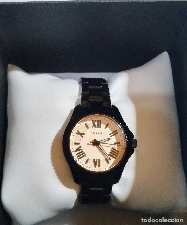 FOSSIL CECILE AM4614 . 32 M/M - C/C. ALL ACERO, (Relojes - Relojes Actuales - Fossil)