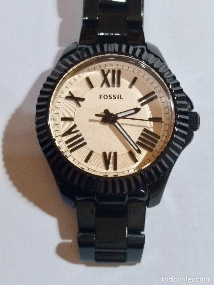 Relojes - Fossil: FOSSIL CECILE AM4614 . 32 M/M - C/C. ALL ACERO, - Foto 2 - 128889759
