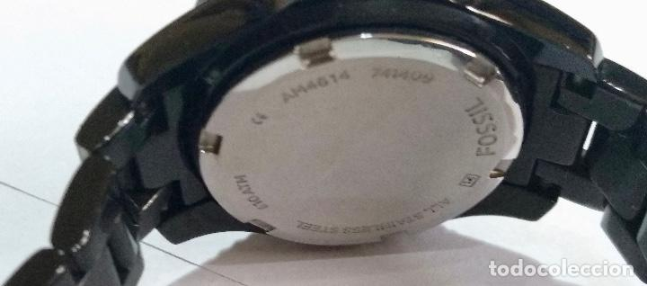 Relojes - Fossil: FOSSIL CECILE AM4614 . 32 M/M - C/C. ALL ACERO, - Foto 6 - 128889759