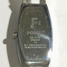 Relojes - Fossil: ORIGINAL FOSSIL DE MUJER REF. ES9774 ALL ACERO,33X 20 M/M. PULSERA MAX 155 M/M.. Lote 142590202