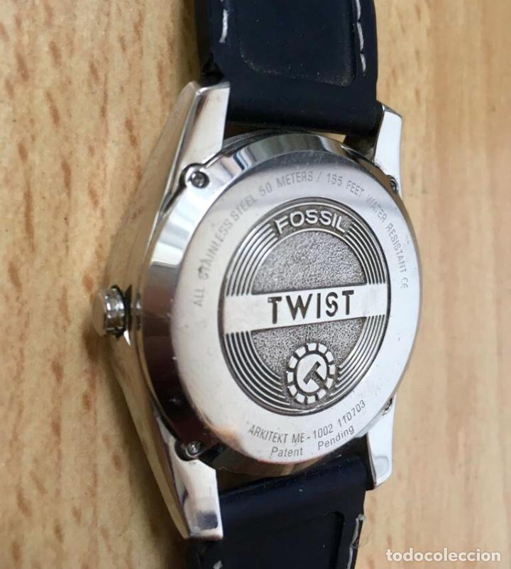 Relojes - Fossil: Reloj de caballero FOSSIL TWIST - Foto 6 - 153214334