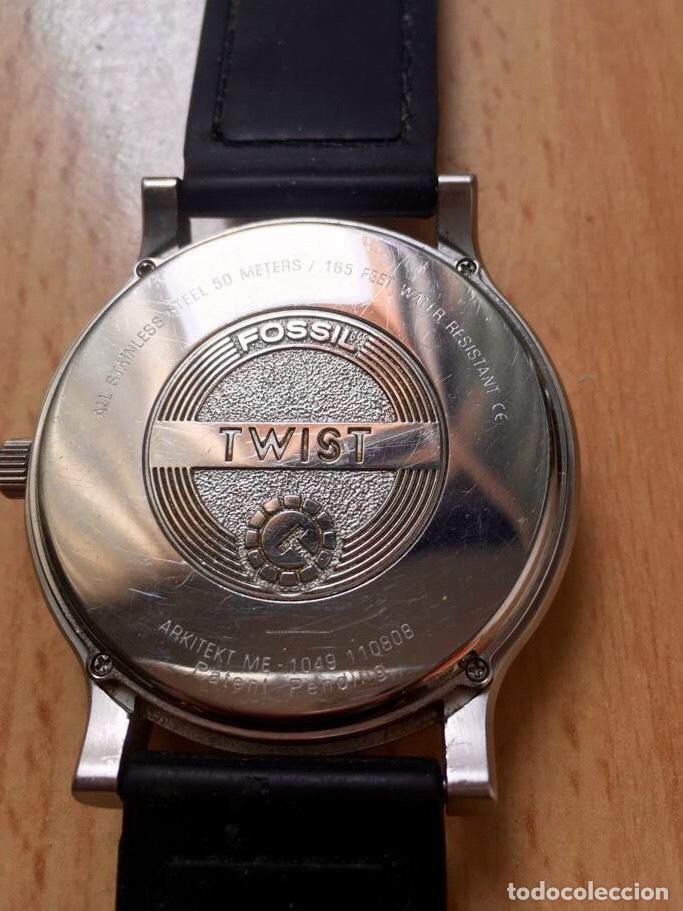 Relojes - Fossil: Reloj de caballero FOSSIL TWIST - Foto 8 - 153215306