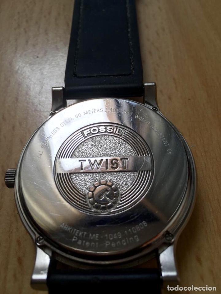 Relojes - Fossil: Reloj de caballero FOSSIL TWIST - Foto 9 - 153215306