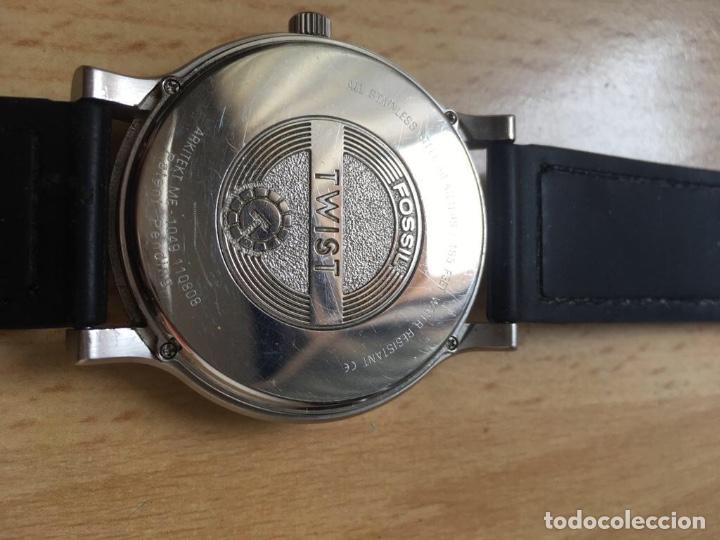 Relojes - Fossil: Reloj de caballero FOSSIL TWIST - Foto 11 - 153215306