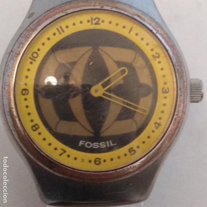 RELOJ FOSSIL JR-7850 ANALÓGICO Y DIGITAL LEER DESCRIPCIÓN (Relojes - Relojes Actuales - Fossil)