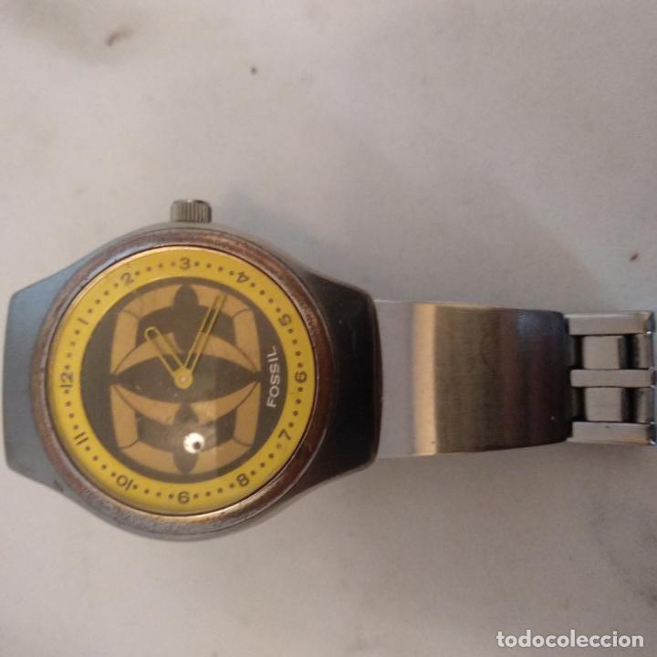 Relojes - Fossil: Reloj fossil Jr-7850 analógico y digital leer descripción - Foto 5 - 153563846