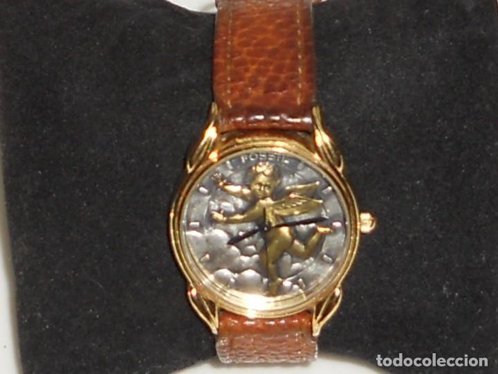 Relojes - Fossil: PRECIOSO RELOJ FOSSIL LIMITED EDITION AÑO 94 CUARZO - Foto 8 - 195592137