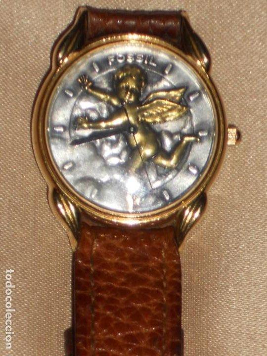 Relojes - Fossil: PRECIOSO RELOJ FOSSIL LIMITED EDITION AÑO 94 CUARZO - Foto 11 - 195592137