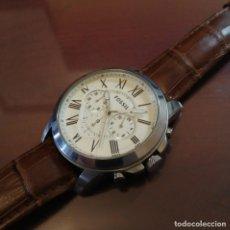 Relojes - Fossil: PRECIOSO RELOJ FOSSIL CRONÓGRAFO PERFECTO ESTADO. Lote 195631246