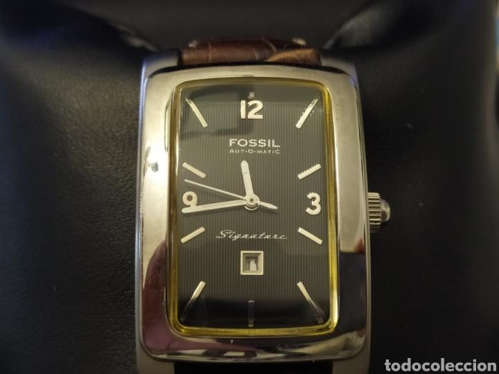 Relojes - Fossil: Reloj Fossil Signature automatico - Foto 2 - 196290196