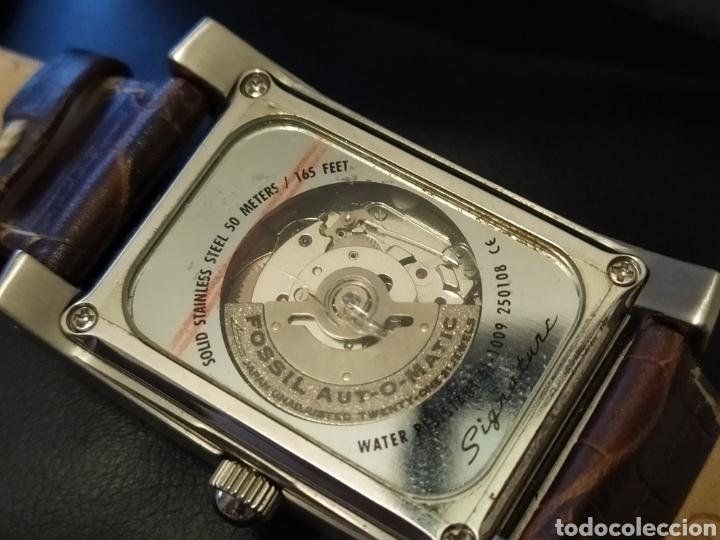 Relojes - Fossil: Reloj Fossil Signature automatico - Foto 5 - 196290196