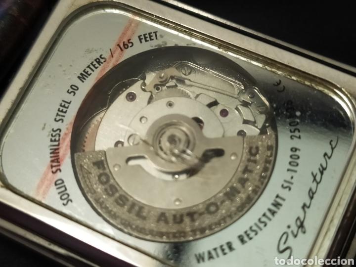 Relojes - Fossil: Reloj Fossil Signature automatico - Foto 8 - 196290196