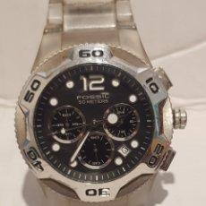 Relógios - Fossil: RELOJ FOSSIL BLUE. Lote 215471680