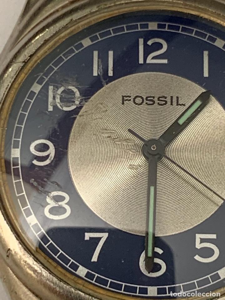 Relojes - Fossil: reloj fossil pila - Foto 2 - 217949602