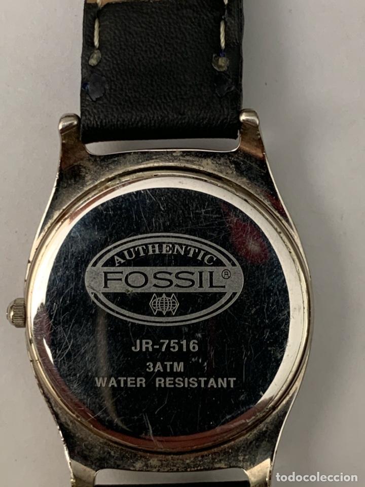 Relojes - Fossil: reloj fossil pila - Foto 3 - 217949602