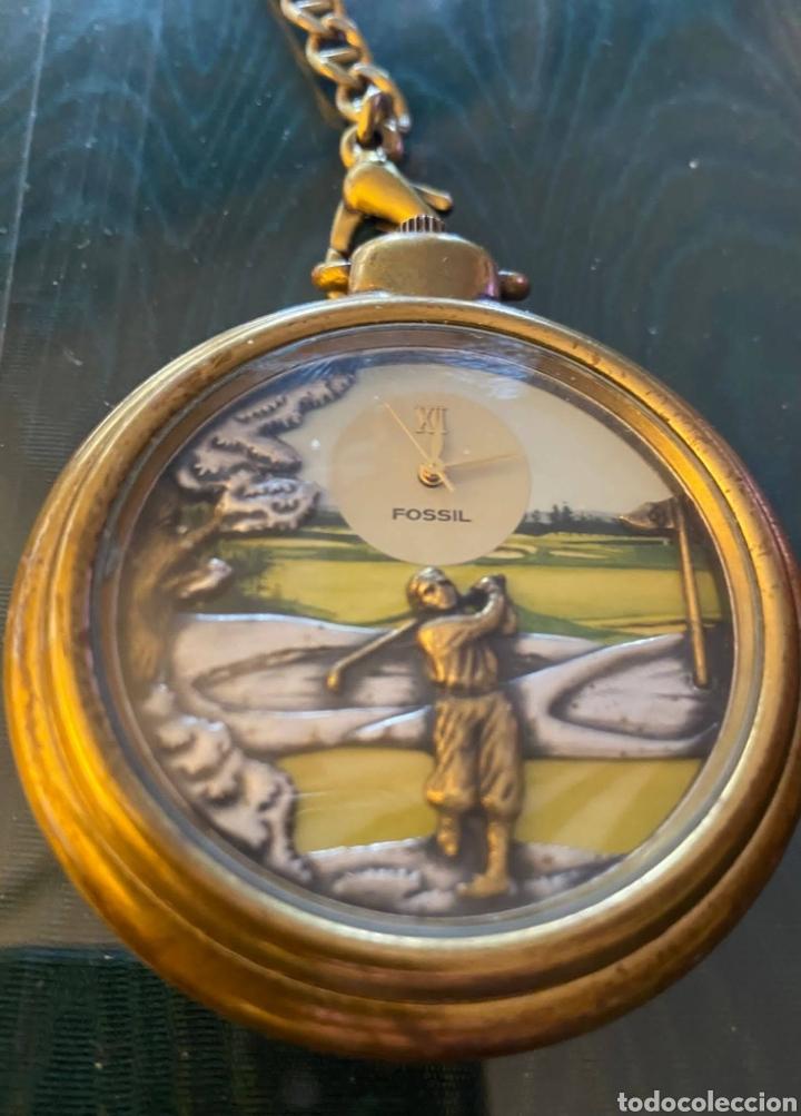 Relojes - Fossil: RELOJ FOSSIL LE–9470 LIMITED EDITION CON ESTUCHE DE MADERA - Foto 5 - 239833530