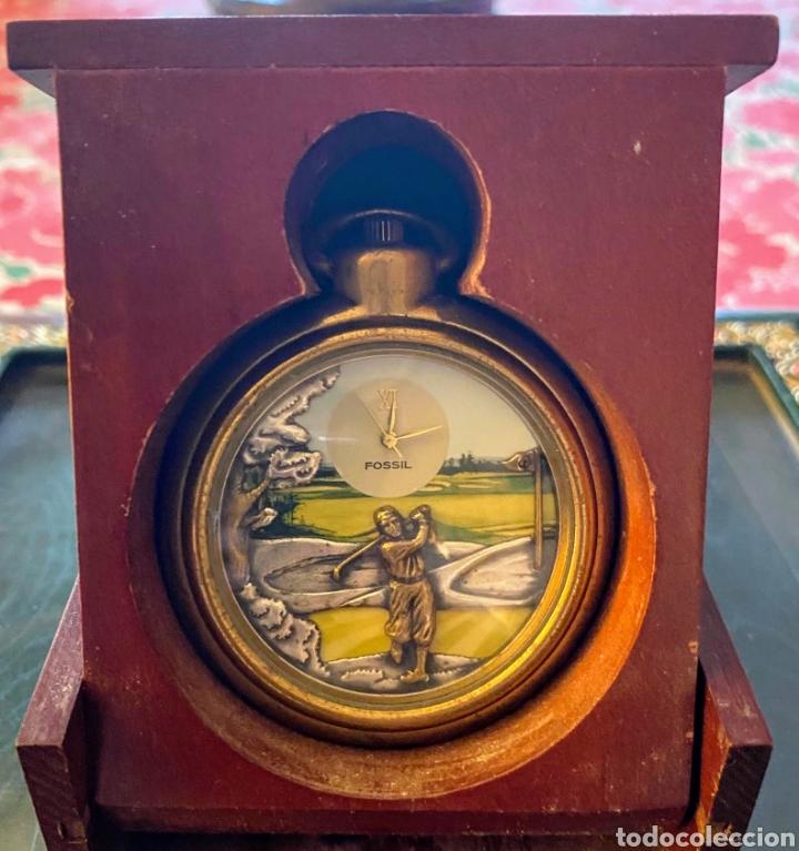 RELOJ FOSSIL LE–9470 LIMITED EDITION CON ESTUCHE DE MADERA (Relojes - Relojes Actuales - Fossil)
