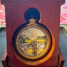 Relojes - Fossil: RELOJ FOSSIL LE–9470 LIMITED EDITION CON ESTUCHE DE MADERA. Lote 239833530