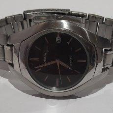 Relógios - Fossil: RELOJ FOSSIL STEEL ARKITEKT FS - 2717. VER FOTOS .. Lote 249207370