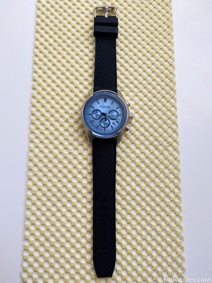 Relojes - Fossil: Fossil® Black Rubber - Foto 7 - 254746220