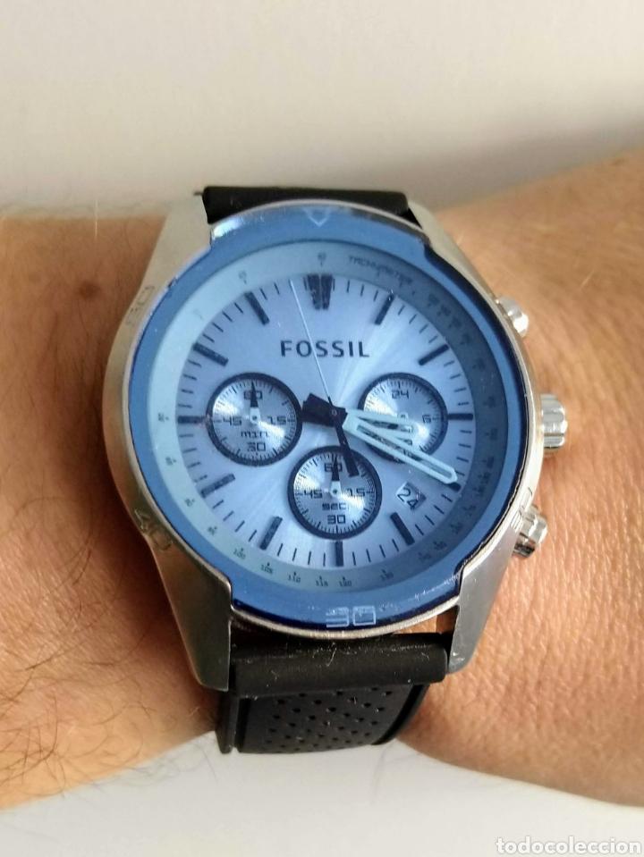 Relojes - Fossil: Fossil® Black Rubber - Foto 4 - 254746220