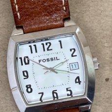 Relojes - Fossil: RELOJ FOSSIL DE QUARTZ EN FUNCIONAMIENTO. Lote 256158220