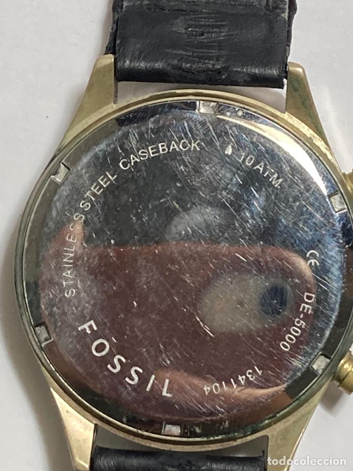 Relojes - Fossil: Reloj de pulsera para hombre Fossil DE5000 - Foto 5 - 276662918