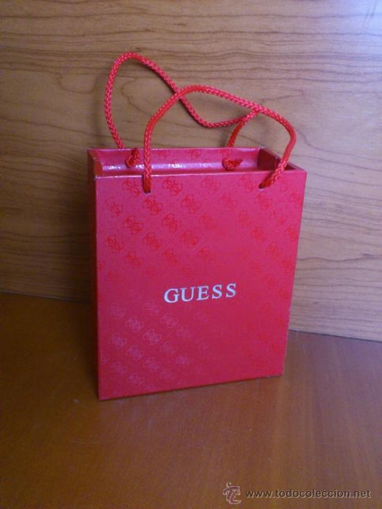 Relojes - Guess: Reloj de mujer GUESS ( NUEVO A ESTRENAR ), Correa de cuero y caja de acero inoxidable bañado en oro - Foto 13 - 36667867