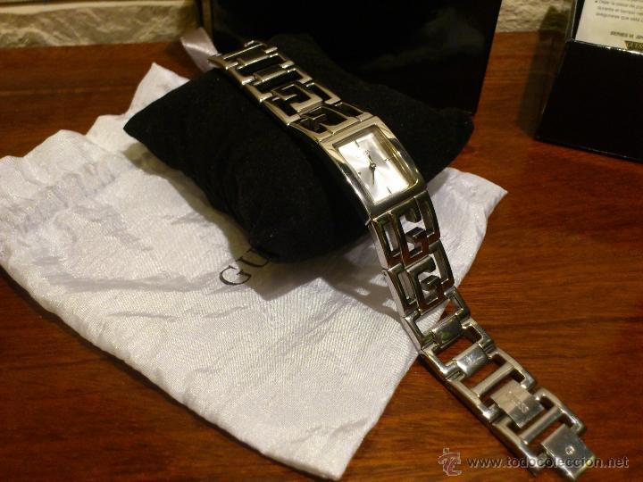 GUESS - RELOJ PULSERA - MUJER - ORIGINAL - LATTICE G W95072L1 - CUARZO - BRAZALETE DE ACERO (Relojes - Relojes Actuales - Guess)