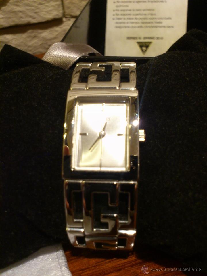 Relojes - Guess: GUESS - RELOJ PULSERA - MUJER - ORIGINAL - LATTICE G W95072L1 - CUARZO - BRAZALETE DE ACERO - Foto 7 - 41238238