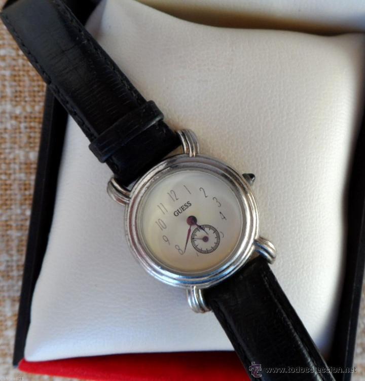 RELOJ GUESS,DE MUJER,RESISTENTE AL AGUA, JAPAN MOVEMENT (Relojes - Relojes Actuales - Guess)