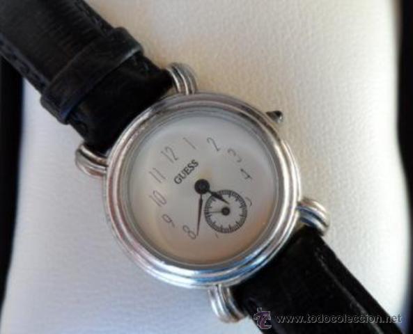 Movement AguaJapan Mujer resistente Al Reloj Guess de b7Yfy6vg