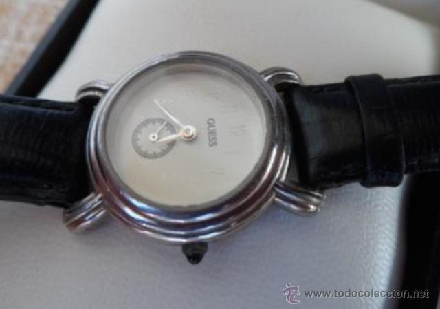 Relojes - Guess: Reloj Guess,de mujer,Resistente al agua, Japan Movement - Foto 3 - 148806738