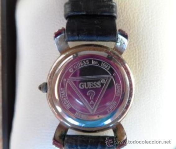 Relojes - Guess: Reloj Guess,de mujer,Resistente al agua, Japan Movement - Foto 5 - 148806738