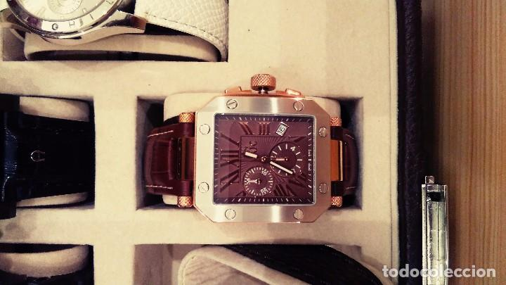 Relojes - Guess: RELOJ GUESS CG COLLECTION G50001G1 - Foto 4 - 67340005