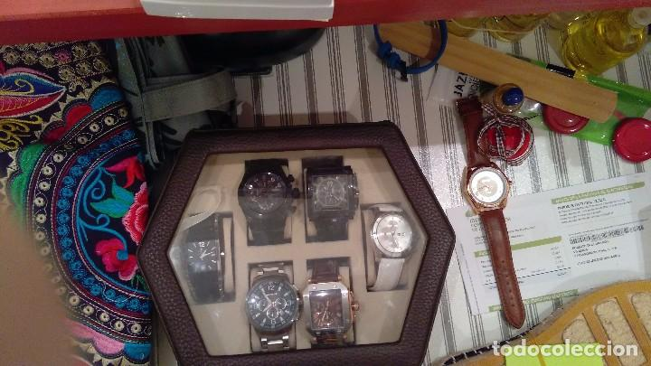 Relojes - Guess: RELOJ GUESS CG COLLECTION G50001G1 - Foto 5 - 67340005