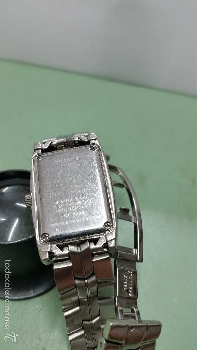 Relojes - Guess: Reloj señora Guess cuarzo de acero con correa de acero solida original y segundero a las 6 - Foto 5 - 57119887