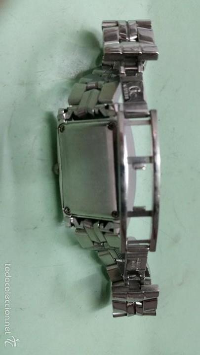 Relojes - Guess: Reloj señora Guess cuarzo de acero con correa de acero solida original y segundero a las 6 - Foto 6 - 57119887