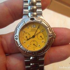Relojes - Guess: RELOJ GUESS DAMA ORIGINAL EN ACERO. Lote 100438679
