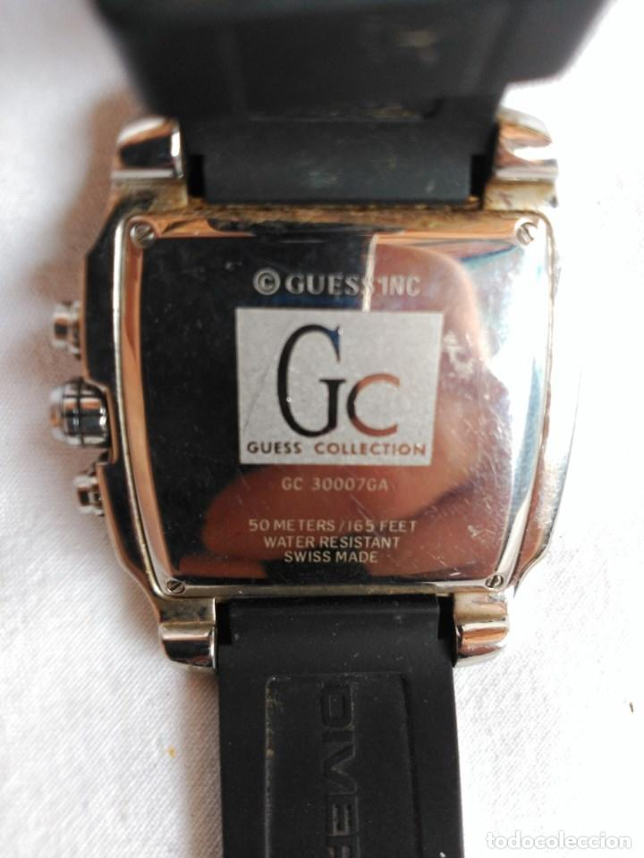 Relojes - Guess: RELOJ GUESS. CRONÓMETRO, CALENDARIO, SUMERGIBLE. - Foto 2 - 139336726