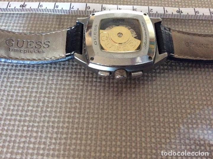 Relojes - Guess: GUESS. FUNCIONA PERFECTO. En su caja. - Foto 2 - 140599786