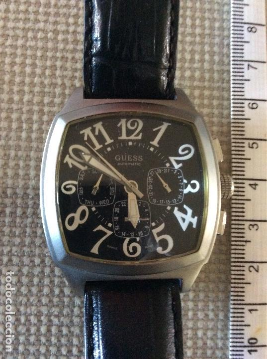 Relojes - Guess: GUESS. FUNCIONA PERFECTO. En su caja. - Foto 3 - 140599786
