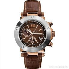 Relojes - Guess: RELOJ HOMBRE GUESS COLLECTION GC I45003G1 ACERO IP ROSA PVP 600 €... Lote 151392862