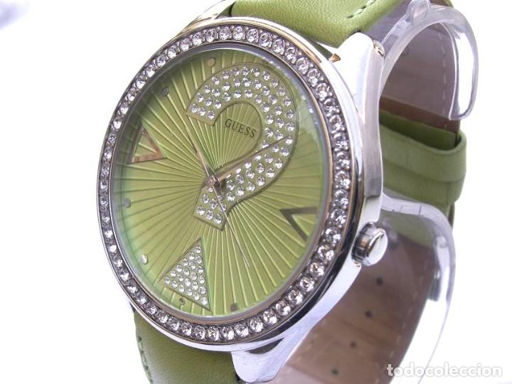 RELOJ GUESS DE MUJER ADIVINA CON SWAROVSKY (Relojes - Relojes Actuales - Guess)