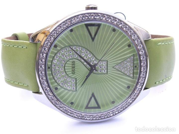 Relojes - Guess: RELOJ GUESS DE MUJER ADIVINA CON SWAROVSKY - Foto 2 - 152153558