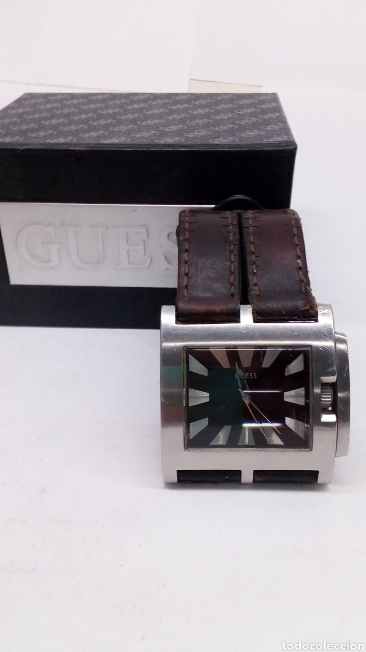 Relojes - Guess: Reloj Guess Quartz en su caja - Foto 2 - 152882650