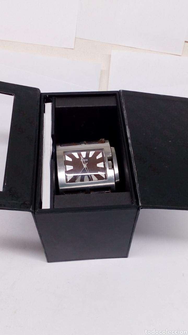 Relojes - Guess: Reloj Guess Quartz en su caja - Foto 3 - 152882650