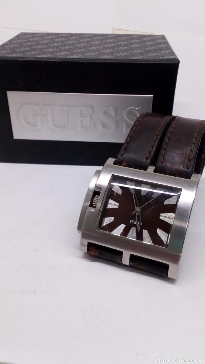 Relojes - Guess: Reloj Guess Quartz en su caja - Foto 4 - 152882650